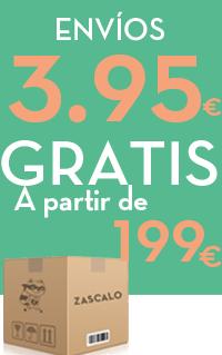 envios gratis 199 €, todo a 3.95 €